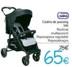 Oferta de Silla de paseo Mit Asalvo  por 65€