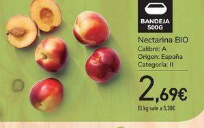 Oferta de Nectarina Bio por 2,69€