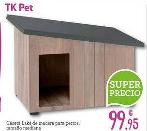 Oferta de Caseta para perros por 99,95€