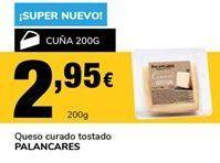 Oferta de Queso curado tostado Palancares por 2,95€