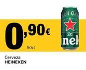 Oferta de Cerezas Heineken por 0,9€