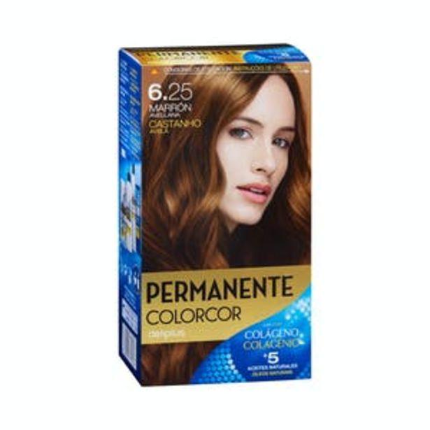 Oferta de Coloración permanente 6.25 marrón avellana Deliplus por 3,9€