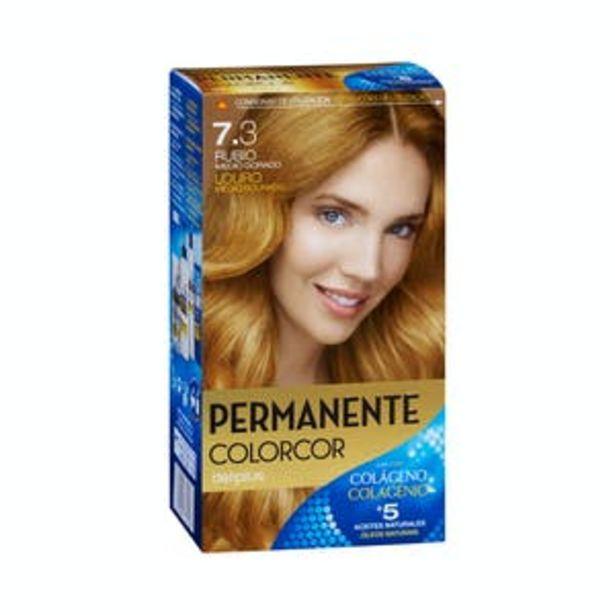 Oferta de Coloración permanente 7.3 rubio medio dorado Deliplus por 3,9€