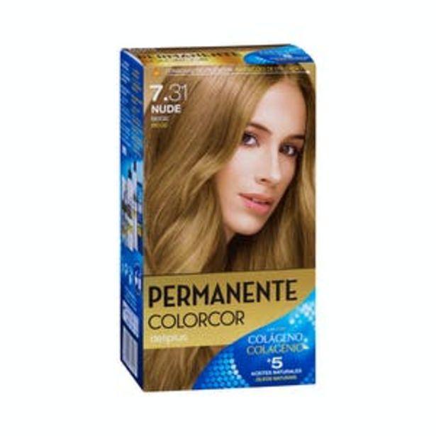 Oferta de Coloración permanente 7.31 nude beige Deliplus por 3,9€