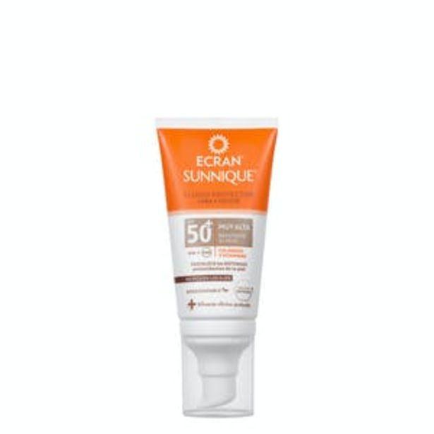 Oferta de Fluido solar facial FPS 50+ Ecran por 8€