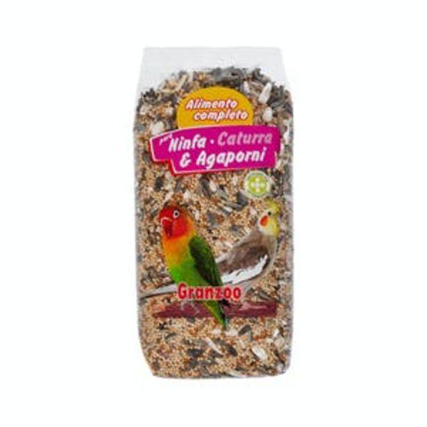 Oferta de Alimento completo para Ninfa y Agaporni Granzoo por 1,5€