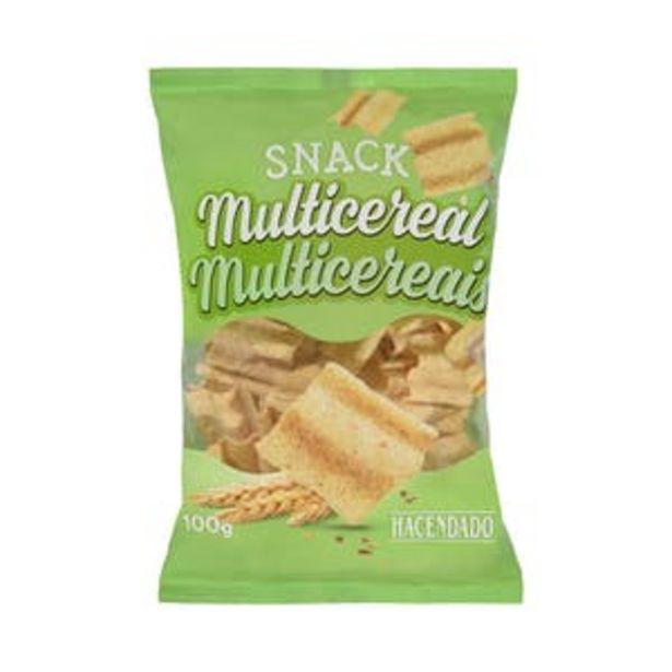 Oferta de Snack multicereal Hacendado por 1€
