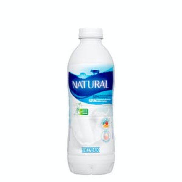 Oferta de Bebida láctea natural Hacendado sin azúcares añadidos por 1,1€