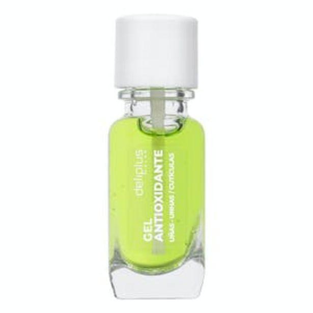 Oferta de Tratamiento para uñas y cutículas Gel Antioxidante Deliplus 989 por 2,95€