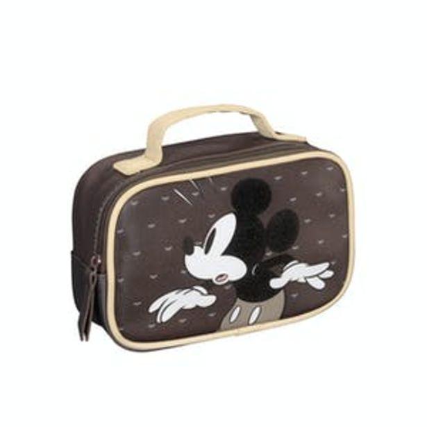 Oferta de Neceser Mickey mediano con asas por 6,5€