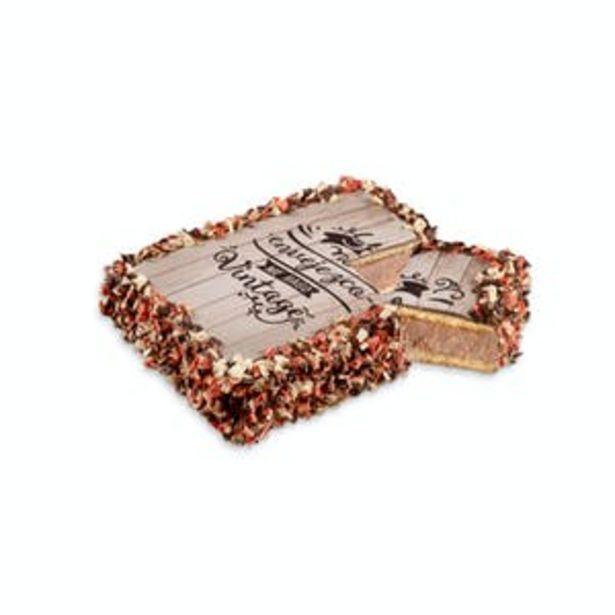 Oferta de Tarta Yo no envejezco me hago vintage Hacendado congelada por 7,5€