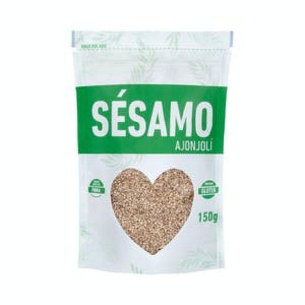 Oferta de Semillas sésamo tostado Nat Sanno por 1,15€