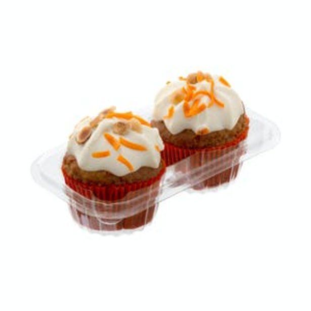 Oferta de Cupcakes carrot Hacendado por 2,2€