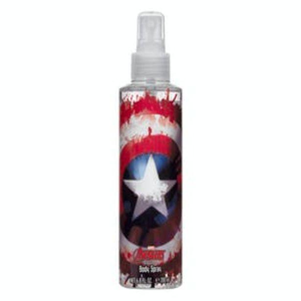 Oferta de Colonia corporal infantil Marvel Capitán América por 4€
