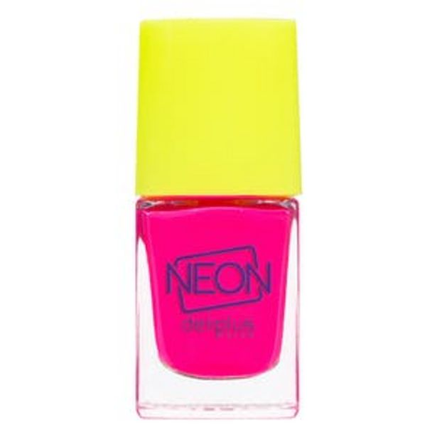 Oferta de Laca de uñas Neon Deliplus 985 rosa por 2,5€