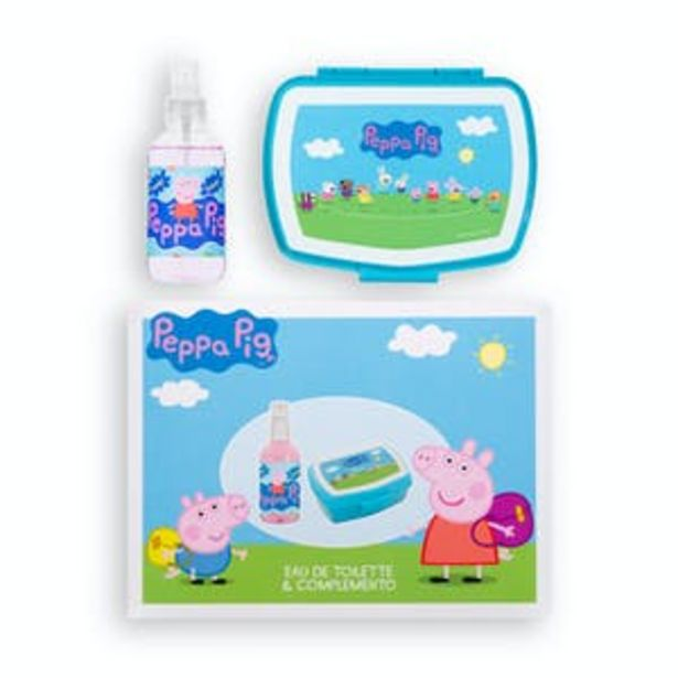 Oferta de Lote infantil Peppa Pig por 5€