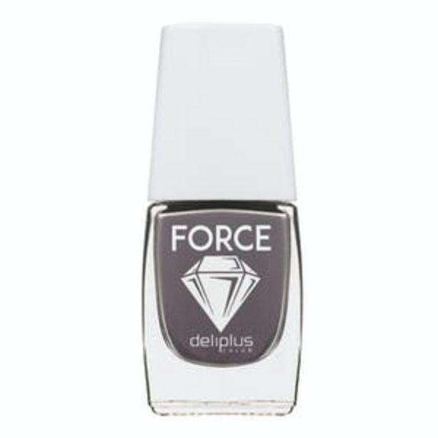Oferta de Laca de uñas Force Deliplus 990 marrón por 2,25€
