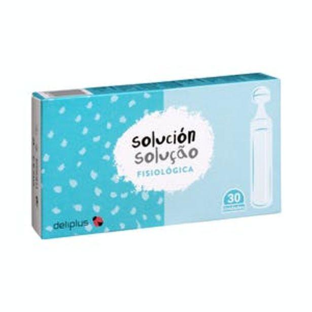 Oferta de Solución fisiológica salina 0,9 % Deliplus por 3,23€