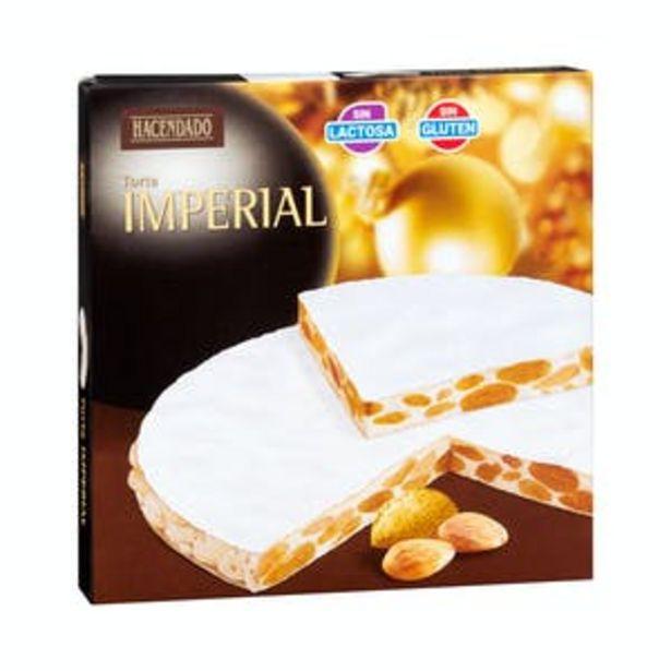 Oferta de Torta imperial Hacendado por 2€