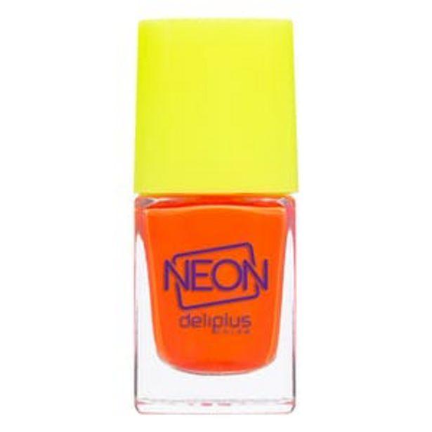 Oferta de Laca de uñas Neon Deliplus 984 naranja por 2,5€