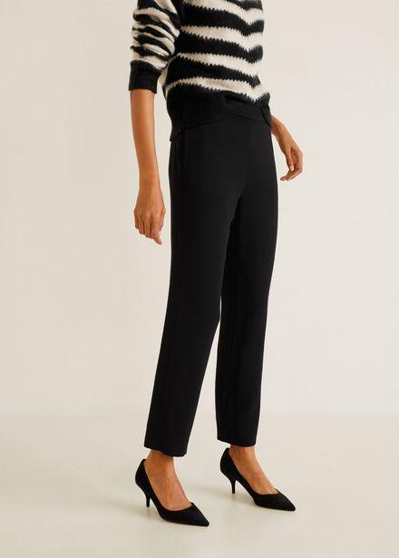 Oferta de Pantalon crepe por 9,99€