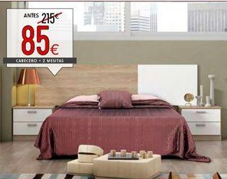 Oferta de Cabecero por 85€