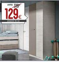 Oferta de Armarios por 129€