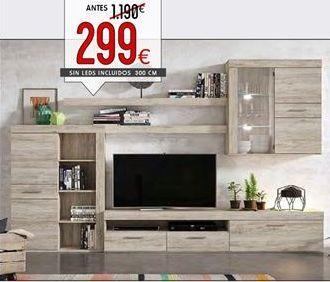 Oferta de Muebles de salón por 299€