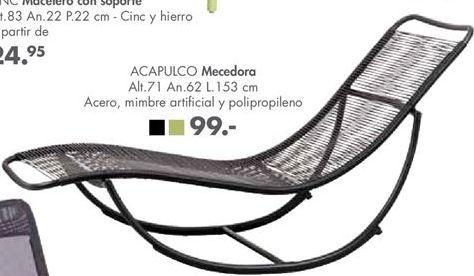 Oferta de Mecedora por 99€
