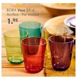 Oferta de Vasos por 1,95€