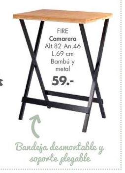 Oferta de Camarera por 59€