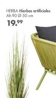 Oferta de Plantas artificiales por 19,99€