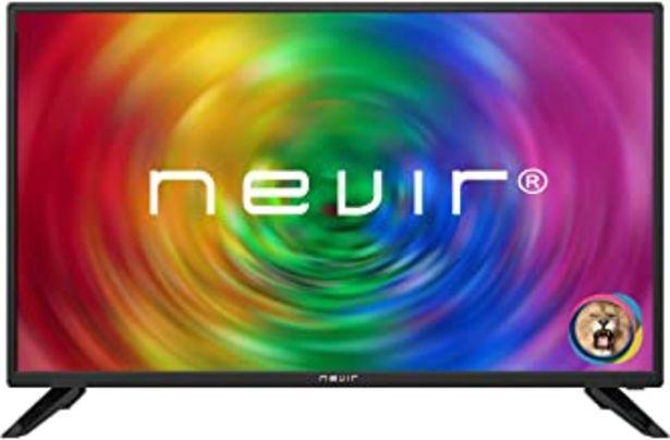 Oferta de Nevir 7428 TV 32'' LED HD USB DVR 3XHDMI Negra por 134€