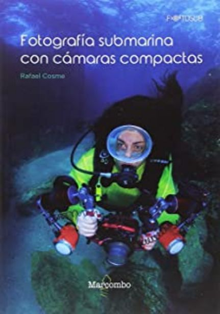 Oferta de Fotografía submarina con cámaras compactas: 1 (FOTOSUB) por 19,76€
