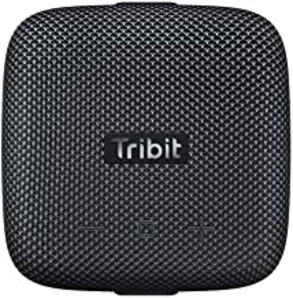 Oferta de Tribit StormBox Micro Altavoz Bluetooth. Altavoz portátil Impermeable IP67 y a Prueba de Polvo. Ideal para Bicicletas, con un Sonido Envolvente y Potente, Alcance Bluetooth de 30 Metros por 45,99€