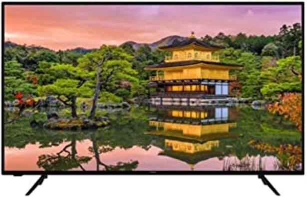 """Oferta de Hitachi TV LED 50"""" 50HK5600 4K UHD,Smart TV por 302,95€"""