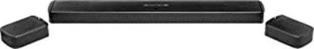 Oferta de JBL Bar 9.1 Barra de Sonido con la Potencia de Dolby Atmos, Subwoofer y Dos Altavoces envolventes inalámbricos y Soporte d... por 874€