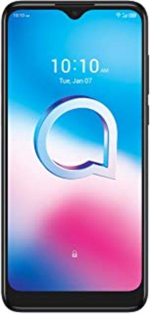Oferta de Alcatel Smartphone MÓVIL 3L 2020 Blue - 6.22'/15.79CM HD+ - OC - 4GB RAM - 64GB - CAM (48+5+2)/8MPX - Android 10-4G - Dual... por 129€