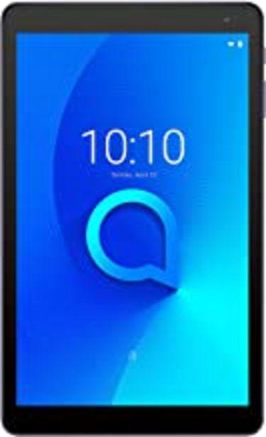 """Oferta de Alcatel 1T - Tablet 10"""" WiFi 2RAM y 32 Almacenamiento - Modo niños - Cámara 5MP - Batería 4000 mAh - Android 9 - Azul por 98,95€"""