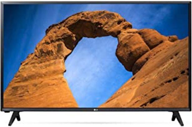 """Oferta de LG 32LK500BPLA 32"""" HD Black LED TV - LED TVs (81.3 cm (32""""), 1366 x 768 Pixels, HD, LED, DVB-C,DVB-S2,DVB-T2, Black) por 159€"""