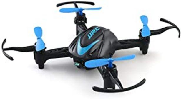 Oferta de Mini Drone, Mini RC Drone 2.4G 4 Canales 6-Axis Gyro 360 ° Flip Control Remoto Quadcopter, Año Niños y Principiantes por 17€