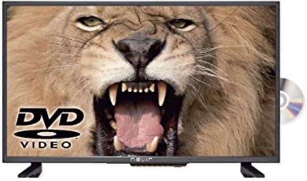 Oferta de LED-DVD NEVIR 32 NVR742132HDDVDN HD READY USB-PVR por 182€
