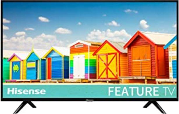 Oferta de Hisense H32B5100 - TV Led HD, 2 HDMI, 1 USB, Salida Óptica, Audio DD+. [Clase de eficiencia energética A] por 129€
