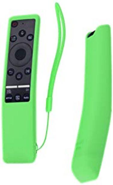 Oferta de SIKAI Funda Compatible con Mando de Samsung UHD 4K Smart TV Bluetooth Remote Control RMCSPR1BP1 / BN59-01312A Antideslizan... por 9,99€