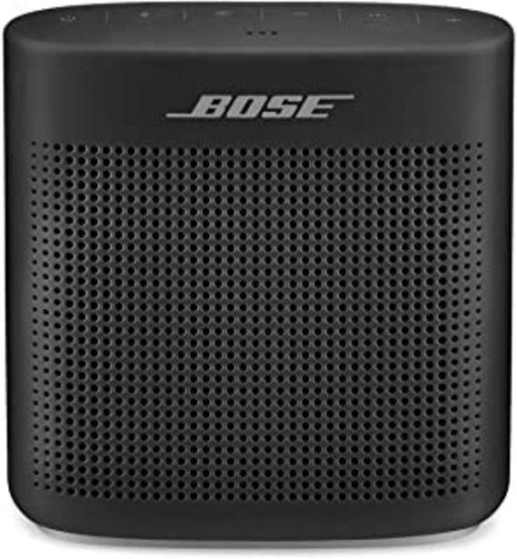 Oferta de Bose® SoundLink Color II - Altavoz Bluetooth, Negro por 103€