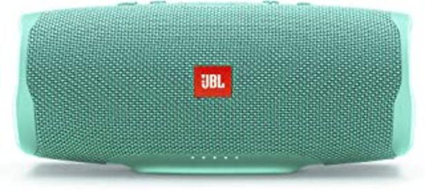 Oferta de JBL Charge 4 – Altavoz inalámbrico portátil con Bluetooth, resistente al agua (IPX7), JBL Connect+, hasta 20 h de reproduc... por 139€