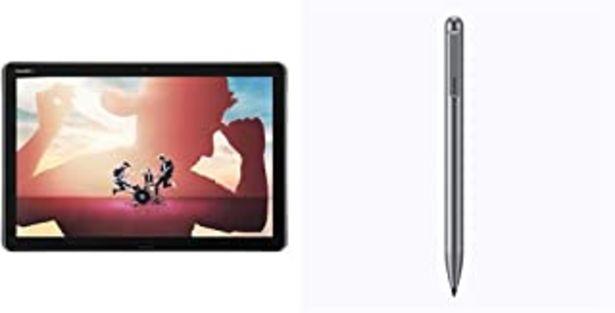 "Oferta de Huawei MediaPad M5 Lite 10 - Tablet de 10.1"" Full HD (WiFi, RAM de 3 GB, ROM de 32 GB, Android 8.0, EMUI 8.0) Color Gris +... por 236,36€"