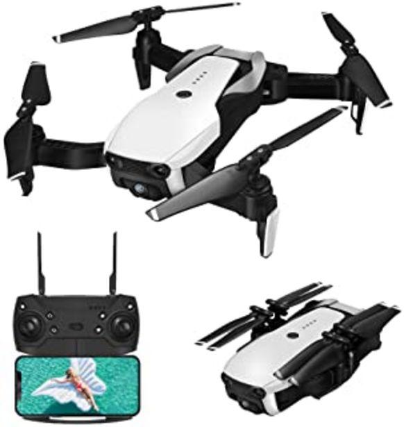 Oferta de EACHINE E511, 1080P Drone con Camara HD Drones con Camaras Profesionales Drones para Niños con Camara, 1080P Drone con Wif... por 69,99€