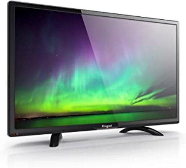 """Oferta de Engel EVERLED - Televisor de 24"""" FULL HD (USB, PVR, OCA, modo hotel), color negro por 107€"""