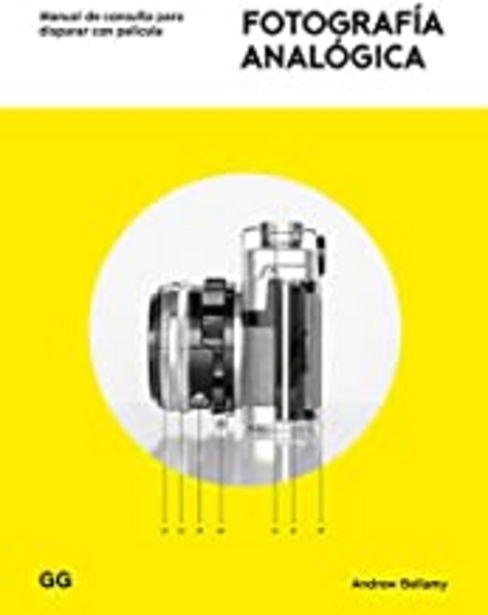 Oferta de Fotografía analógica. Manual de consulta para disparar con película por 18,9€
